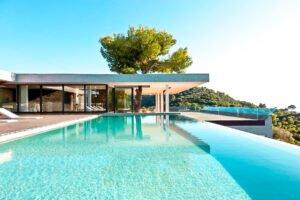 Villa at Skiathos Island Greece