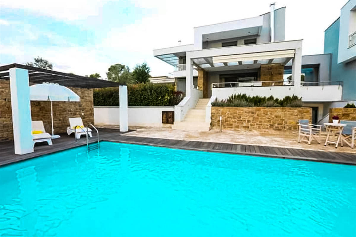 Villa for Sale Sani Halkidiki