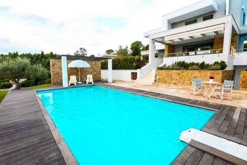Villa for Sale Sani Halkidiki, Ακινητα Σανη Χαλκιδικη 11