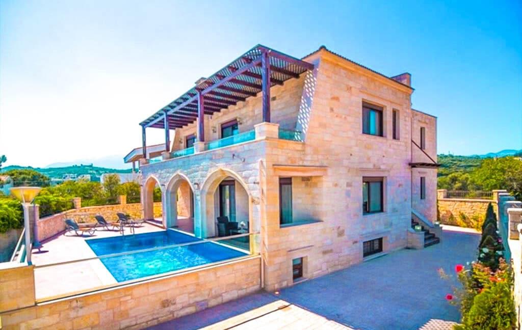 Villa for sale Greece Crete, by the sea, Chania, Property for sale Greece Crete