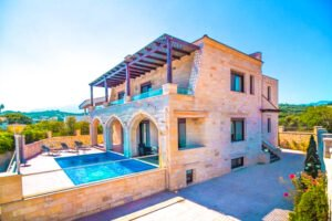 Villa for sale Greece Crete, by the sea, Chania, Property for sale Greece Crete