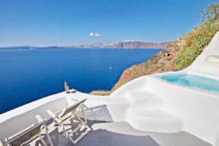 5 Cave suites property at Caldera of Oia Santorini 3