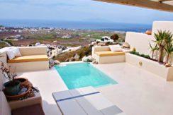 Beautiful Restored Villa in Santorini 12
