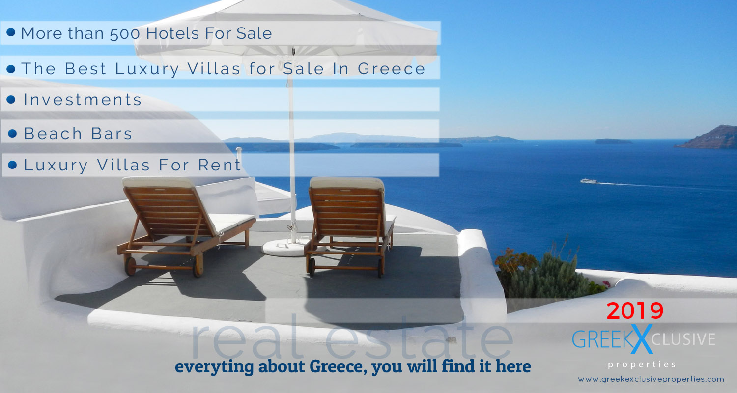 Greek Properties, Greek Exclusive Properties, Real Estate in Greece
