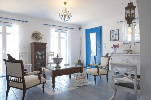 Luxury apartment complex for sale in Paros 1