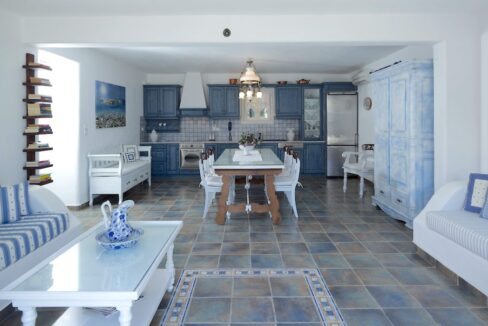 Luxury apartment complex for sale in Paros 12
