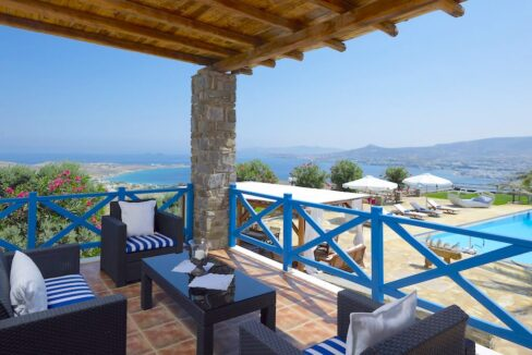 Luxury apartment complex for sale in Paros 13