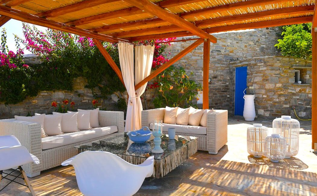 Luxury apartment complex for sale in Paros 14
