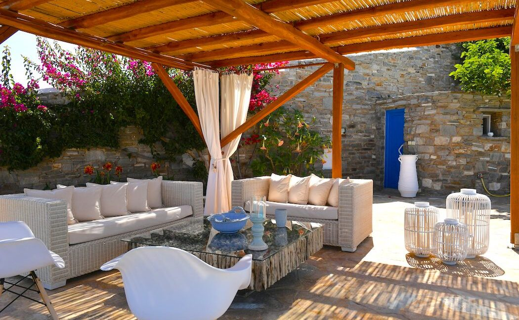 Luxury apartment complex for sale in Paros 3