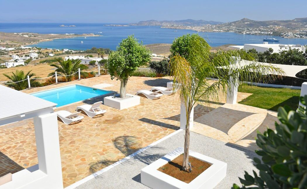 Luxury apartment complex for sale in Paros 4