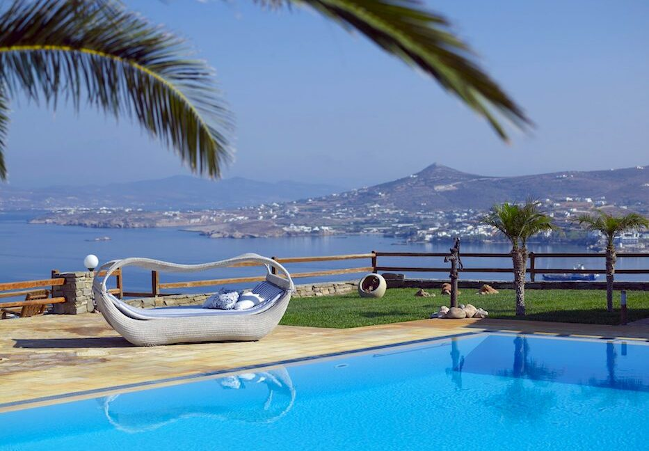 Luxury apartment complex for sale in Paros 5