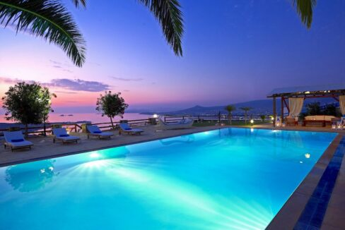 Luxury apartment complex for sale in Paros