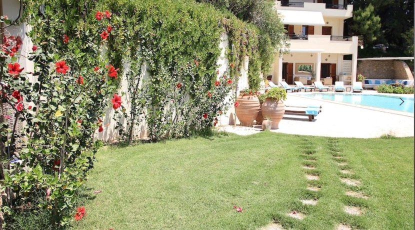 Luxury villa at Porto Cheli Greece 13
