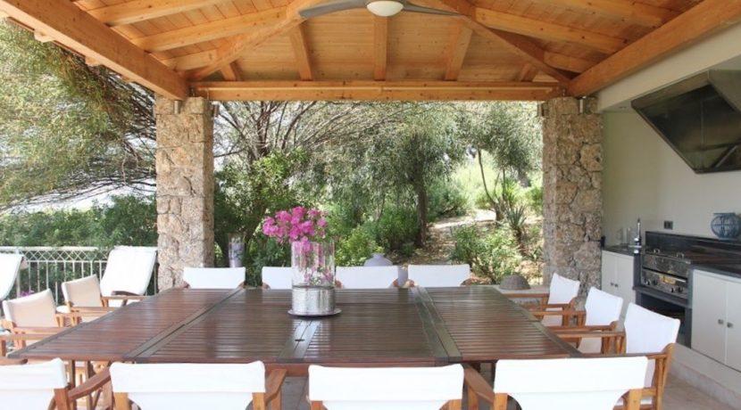 Luxury villa at Porto Cheli Greece 14