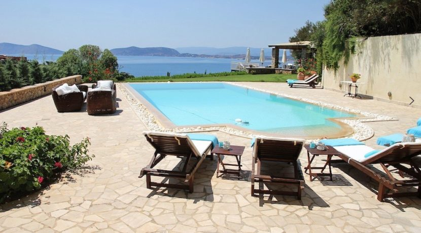 Luxury villa at Porto Cheli Greece