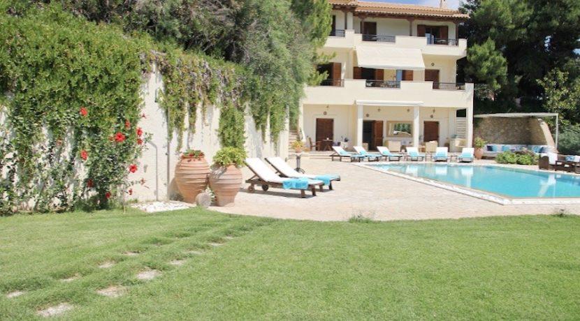 Luxury villa at Porto Cheli Greece 19