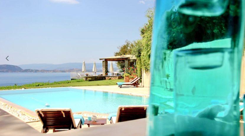Luxury villa at Porto Cheli Greece 4