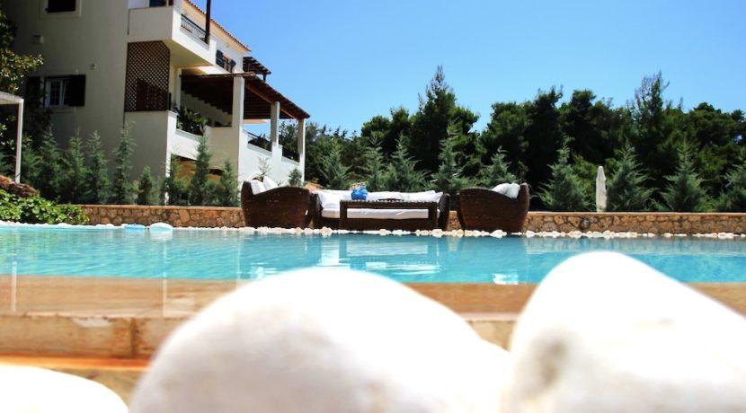 Luxury villa at Porto Cheli Greece 6
