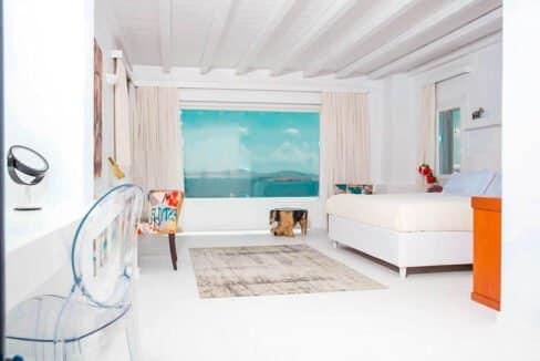 Mykonos real estate investments, Villa for Sale Mykonos 44