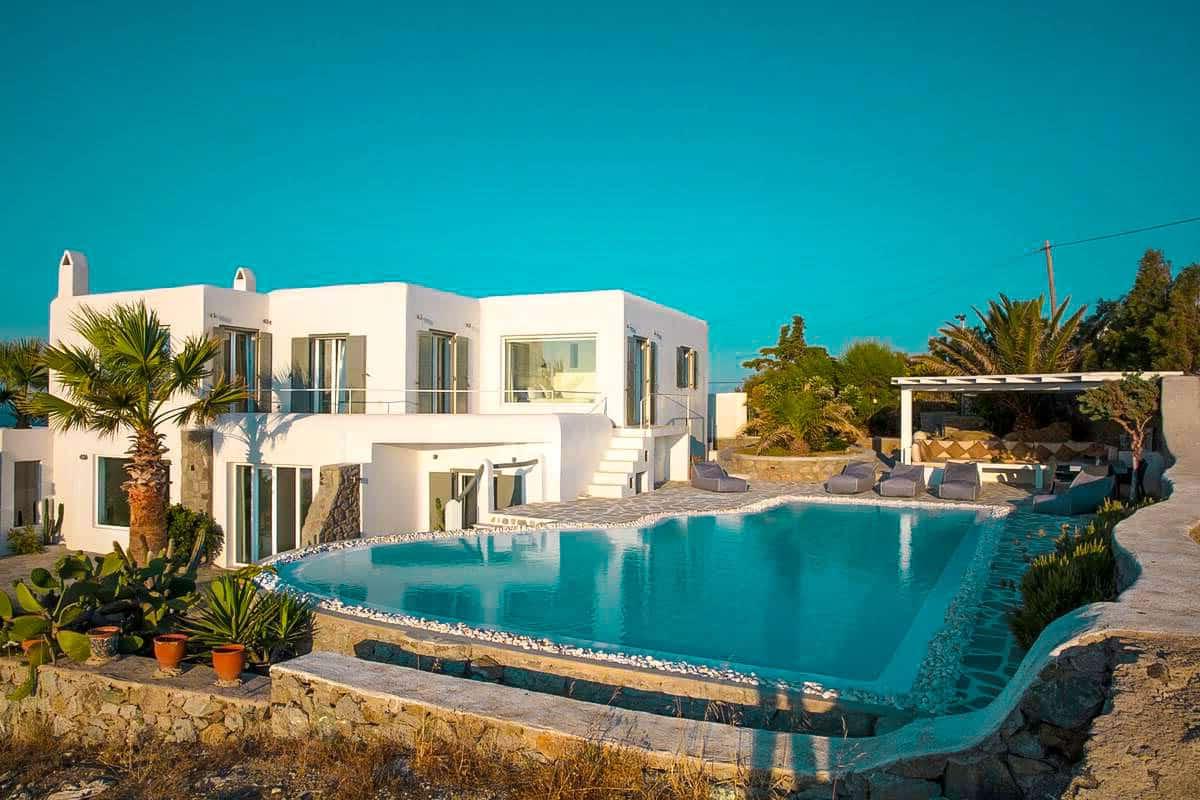 Mykonos real estate investments, Villa for Sale Mykonos