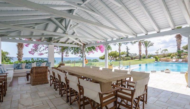 Seafront Luxury Villa at Porto Heli , Peloponnese 21