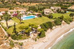 Seafront Luxury Villa at Porto Heli , Peloponnese 1