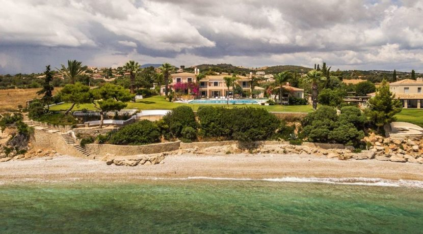 Seafront Luxury Villa at Porto Heli , Peloponnese 30