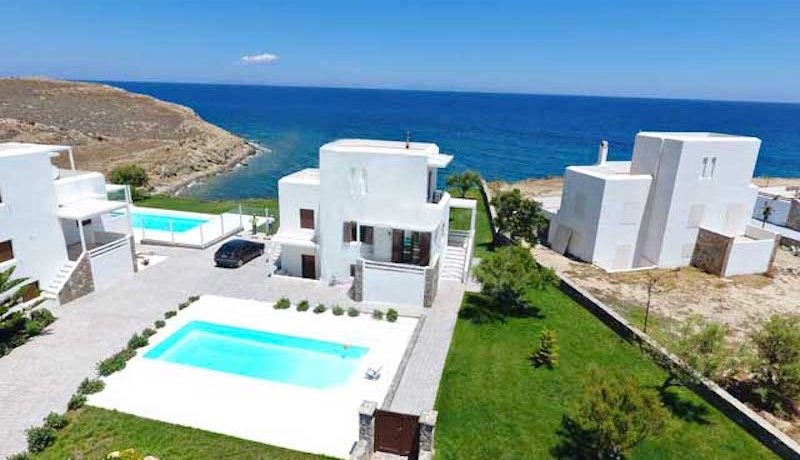 Seafront Maisonette with Private Pool, Naxos Island 3