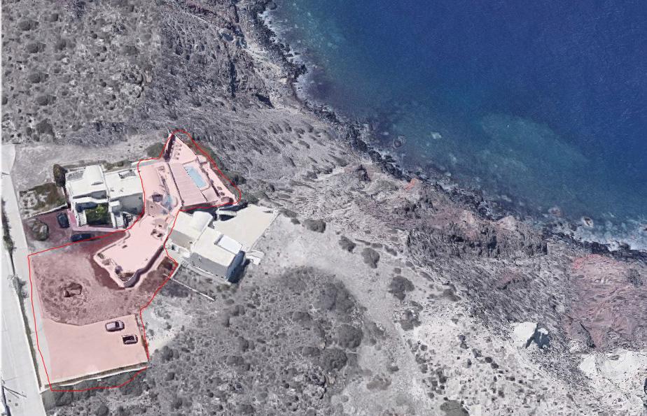 Villa Oia Santorini, Luxury Estate