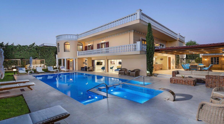 Villa in Crete, Luxurious Property Crete ,Classic Greek Villa 1