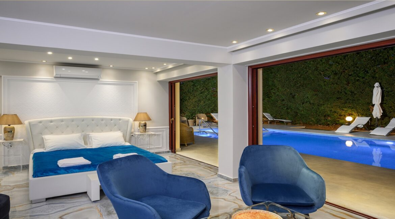 Villa in Crete, Luxurious Property Crete ,Classic Greek Villa 5