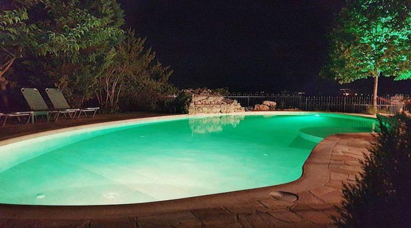 Wooden Luxury villa in Corfu 13