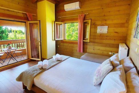 Wooden Luxury villa in Corfu 14