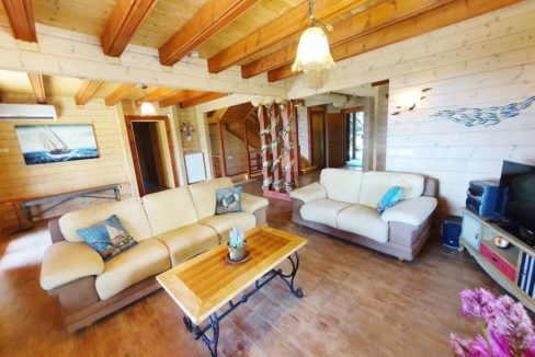 Wooden Luxury villa in Corfu 15