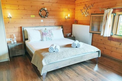 Wooden Luxury villa in Corfu 19