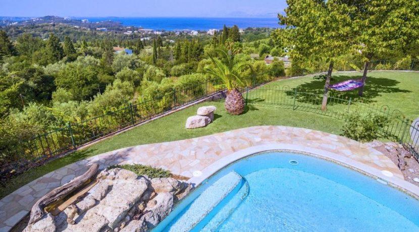 Wooden Luxury villa in Corfu 2
