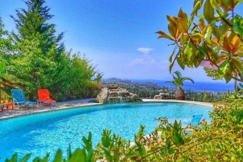 Wooden Luxury villa in Corfu 22