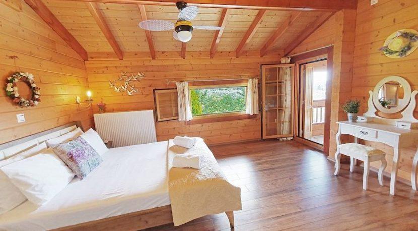 Wooden Luxury villa in Corfu 5