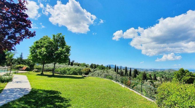 Wooden Luxury villa in Corfu, Real Estate Greece, Property in Greece