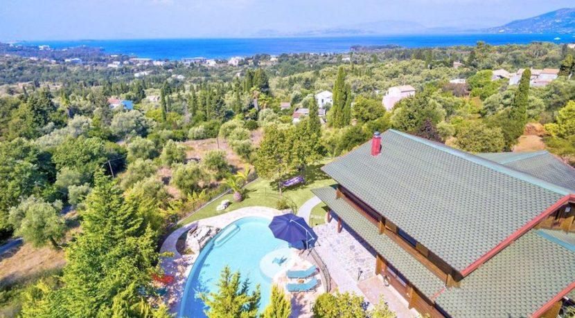 Wooden Luxury villa in Corfu 7