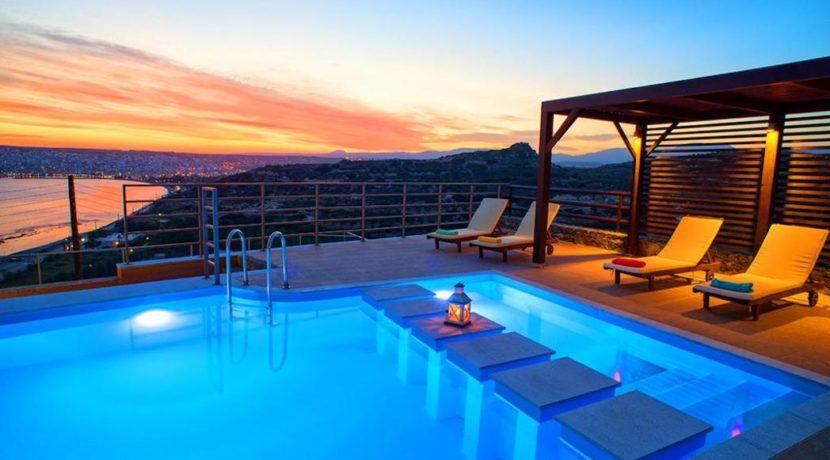 5BDR Villa at Sitia Crete for sale 2