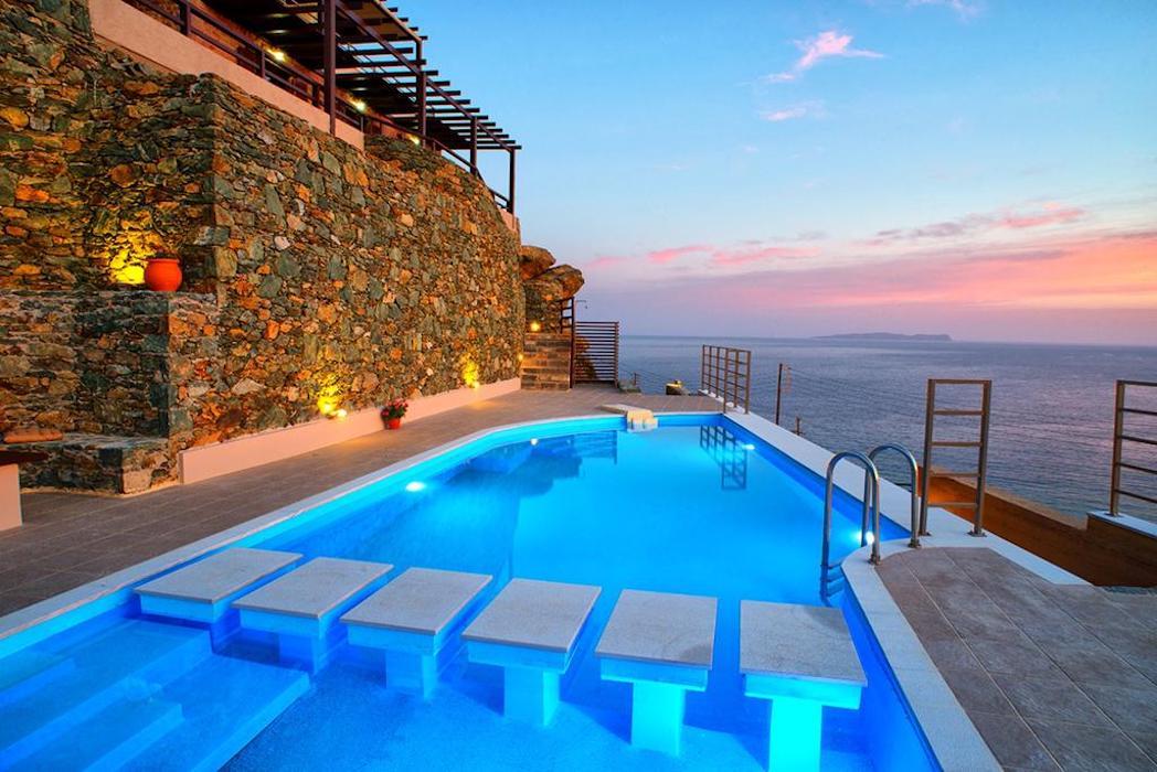 5BDR Villa at Sitia Crete