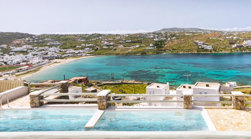 Excellent Sea View Villa at Ornos Mykonos 1