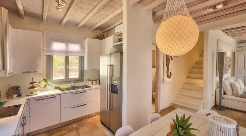 Excellent Sea View Villa at Ornos Mykonos 17