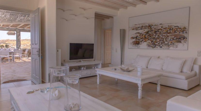 Excellent Sea View Villa at Ornos Mykonos 19
