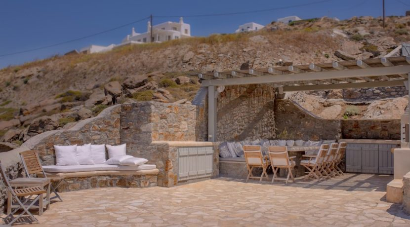 Excellent Sea View Villa at Ornos Mykonos 2