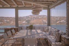 Excellent Sea View Villa at Ornos Mykonos 23