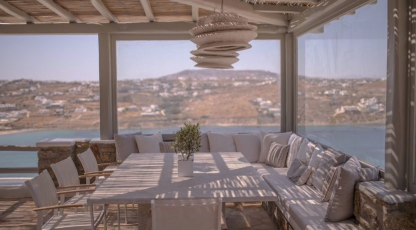 Excellent Sea View Villa at Ornos Mykonos 23
