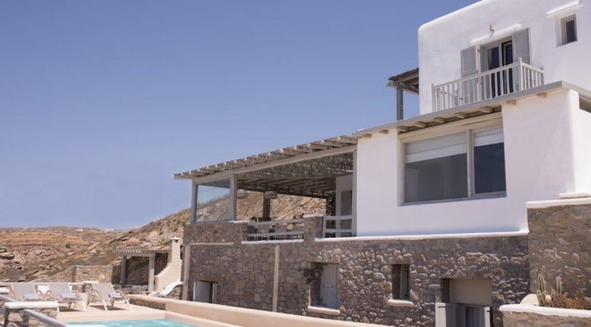 Excellent Sea View Villa at Ornos Mykonos 25