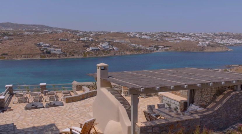 Excellent Sea View Villa at Ornos Mykonos 26